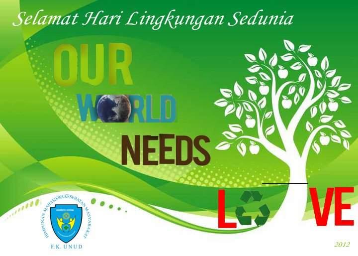 hari lingkungan hidup himpunan mahasiswa kesehatan masyarakat
