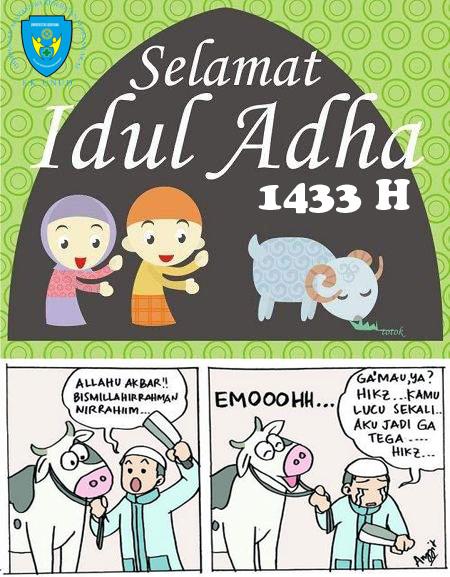 Selamat Hari Raya Idul Adha 1433h Himpunan Mahasiswa Kesehatan Masyarakat C Re At Ive