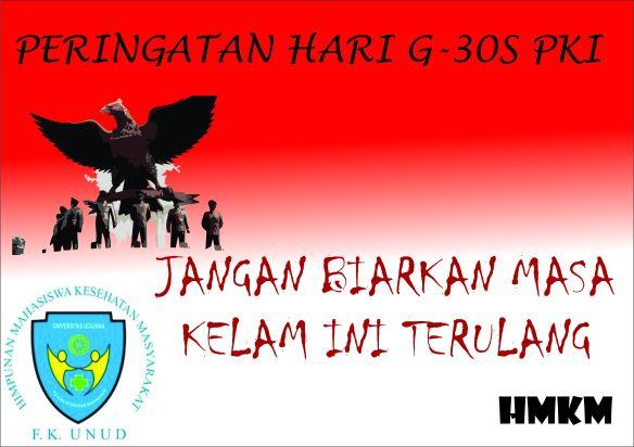 Peringatan Hari G-30S PKI
