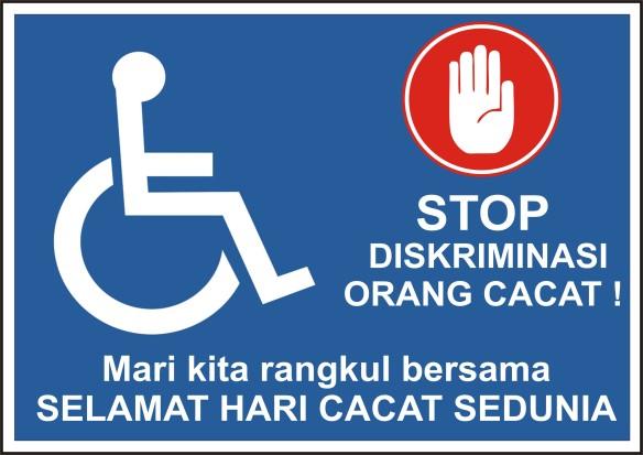 Hari Cacat Sedunia